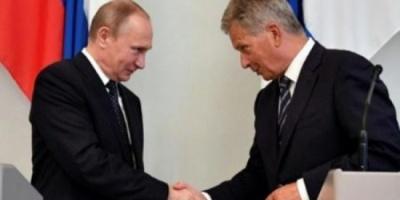 قضايا نزع السلاح النووي والوضع السوري.. أهم مناقشات روسيا وفنلندا