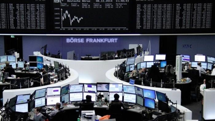 أسهم البورصة الأوروبية تتراجع تزامناً مع هبوط شركات النفط