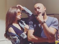 عمل جديد يجمع هيفاء وهبي وحسام الحسيني (صورة)