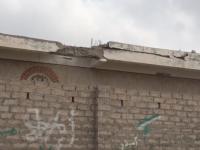 شاهد.. حجم الدمار الذي خلفه الحوثي على منازل المواطنين بالتحيتا