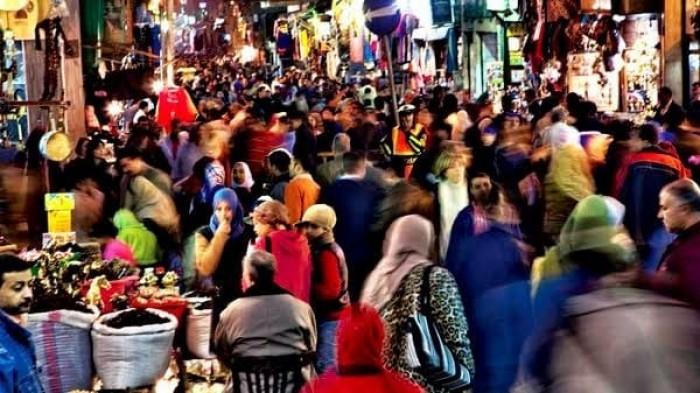 رسميا.. تعداد سكان مصر يقترب من ١٠٠ مليون