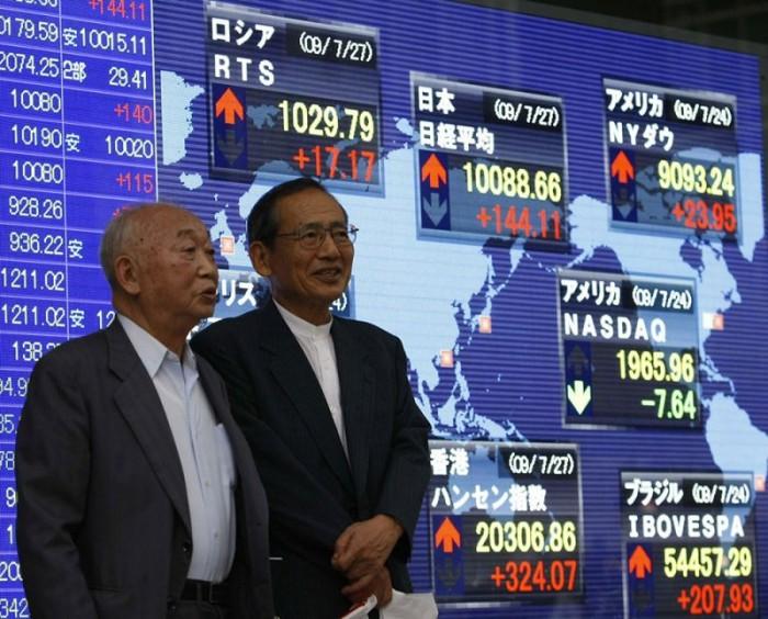 مؤشر نيكي يرتفع 0.06% ببورصة طوكيو