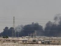 صواريخ فشلت في ضرب أهدافها بأرامكو تكشف مصدر انطلاقها