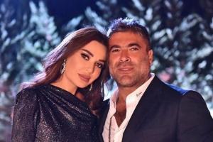 سيرين عبدالنور تهنئ صديقها وائل كفوري بعيد ميلاده