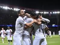 سان جيرمان يفترس ريال مدريد بثلاثية في دوري الأبطال