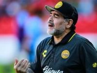 مارادونا يعود لقيادة مران خيمناسيا لا بلاتا