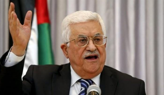 الرئيس الفلسطيني يعلن رفض تشكيل حكومة إسرائيلية برئاسة نتنياهو