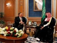 بومبيو: الولايات المتحدة تدعم حق السعودية في الدفاع عن نفسها