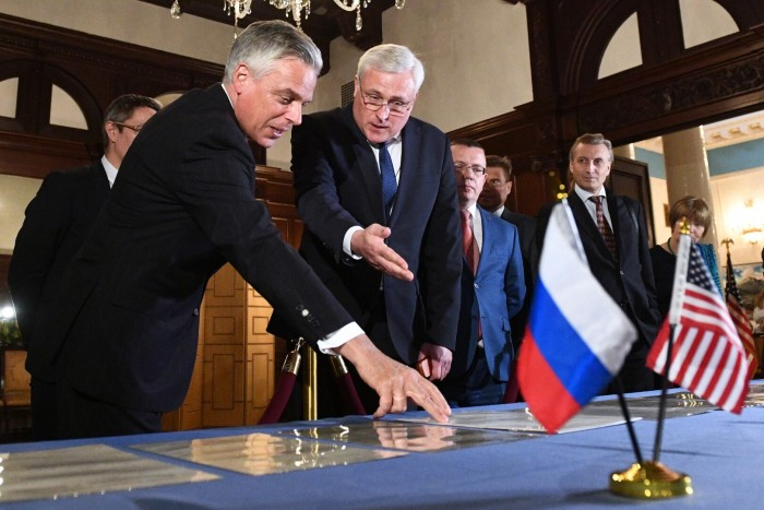 روسيا تبدي سعادتها لـ أمريكا بسبب إعادتها وثائق مهمة تمت سرقتها