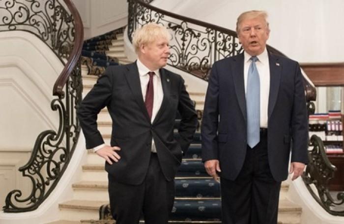 بريطانيا وأمريكا تبحثان الحاجة إلى رد دبلوماسي موحد على هجوم أرامكو