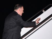 وزير الخارجية الأميركي يصل إلى أبو ظبي