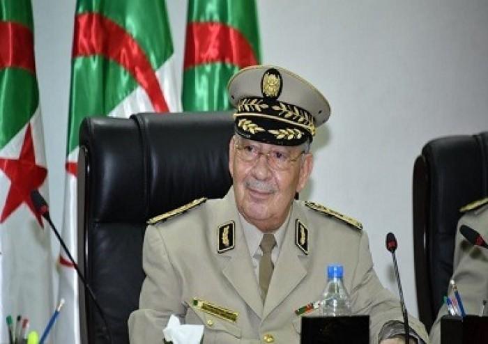 رئيس أركان الجيش الجزائري: نأمل إجراء انتخابات رئاسية فى موعدها المحددة