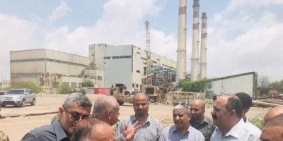 زيارة خاصة من رئيس انتقالي العاصمة عدن لمحطة الحسوة