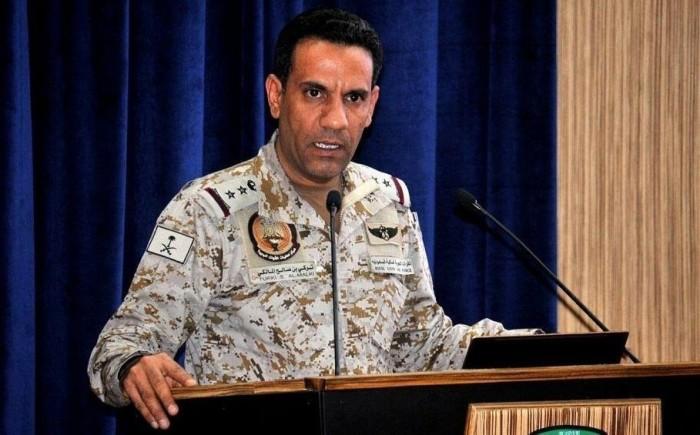 المالكي: الزورق الحوثي المفخخ كان يمثل تهديداً للأمن الإقليمي
