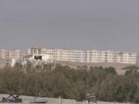 قصف حوثي لمواقع القوات المشتركة بالصالح
