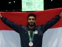وفاة البطل الأولمبي هلال الحاج غرقاً خلال محاولته الهجرة إلى أسبانيا