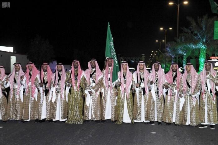 بالصور.. الهيئة العامة للترفيه تبدأ أولى فعالياتها بمناسبة اليوم الوطني 89 للسعودية