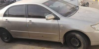 كتائب العاصفة بالدعم والإسناد تستعيد سيارة مسروقة في عدن (صور)