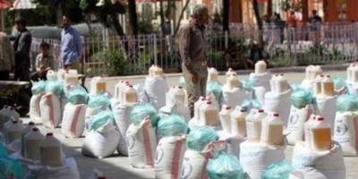 """""""الأغذية العالمي"""" : 12.4 مليون شخص في اليمن حصلوا على مساعدات"""