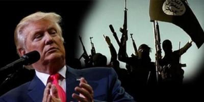 الرئيس الأمريكي يهدد بإطلاق الدواعش على حدود أوروبا لهذا السبب