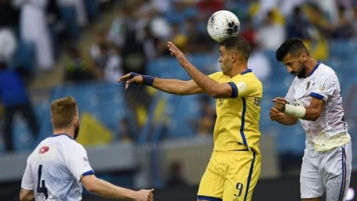 النصر حامل اللقب يواصل التراجع بخسارته أمام الحزم في الدوري السعودي