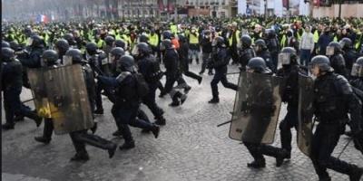 فرنسا تتأهب بـ7500 شرطي استعدادًا لتظاهرات السترات الصفراء