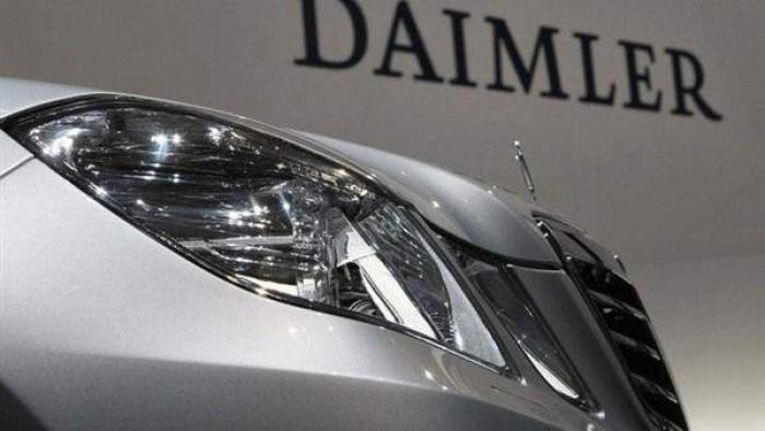 """""""دايملر"""" توقف مشروعات تطوير محركات الوقود وتركز على """"الكهرباء"""""""