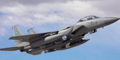 مقاتلات التحالف تواصل استهداف مواقع الحوثيين بمأرب وصعدة