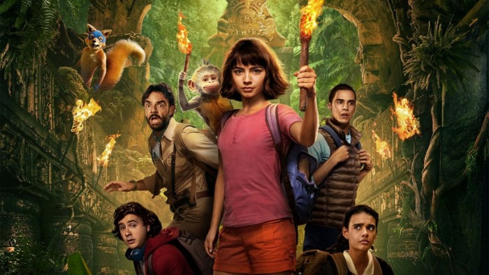 فيلم Dora and the Lost City of Gold يحقق 93 مليون دولار