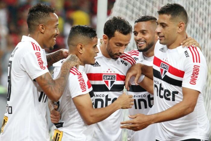 ساو باولو يستعيد نغمة الانتصارات ويتقدم للمركز الرابع بالدوري البرازيلي