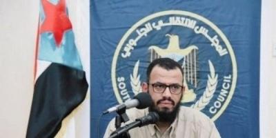 """""""بن بريك"""" يهنئ خادم الحرمين بمناسبة اليوم الوطني للسعودية"""