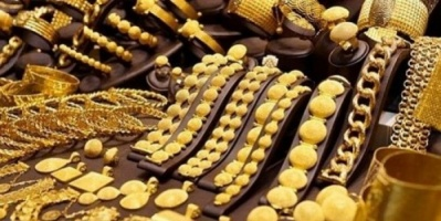 الذهب يواصل ارتفاعه بالأسواق اليمنية صباح اليوم الأحد