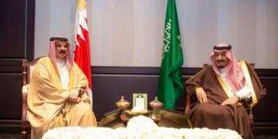 ملك البحرين يرسل برقية تهنئة للعاهل السعودي بمناسبة اليوم الوطني