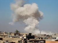 للمرة الثانية.. طائرة مسيرة تقصف موقعًا لمليشيا الحشد الشعبي غربي العراق