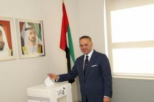 قرقاش يُشيد بمشاركة الإماراتيين بانتخابات المجلس الوطني الاتحادي