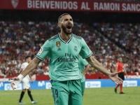 ريال مدريد يتصدر الليجا بالفوز على إشبيلية ويحقق رقما نادرا