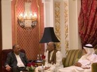 تفاصيل لقاء الزُبيدي مع رئيس حزب رابطة أبناء الجنوب العربي الحر