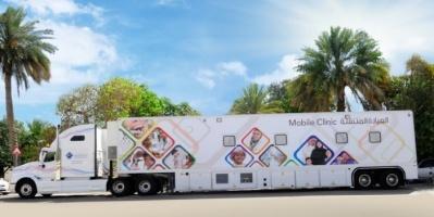 الصحة الإماراتية تكشف عن ارتفاع عدد المستفيدين بالرعاية المتنقلة
