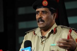 المسماري: القضاء على الإرهاب فى ليبيا بات قريبًا جدًا