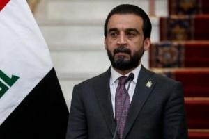 رئيس البرلمان العراقى يؤكد ضرورة إبعاد بلاده عن شبح الحرب
