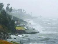 إعصار تاباه يضرب جنوب كوريا الجنوبية