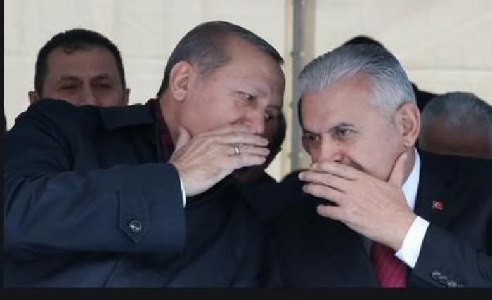 """بعد خسارته الأخيرة.. أردوغان يسعى لتعيين """"يلدريم"""" نائبًا ثانيًا له"""