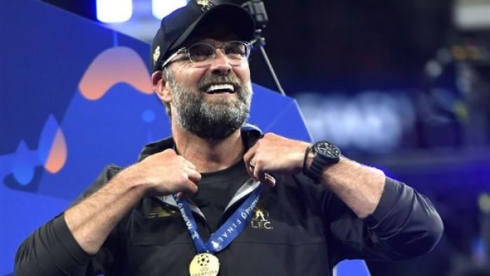 كلوب يفوز بجائزة أفضل مدرب في العالم 2019