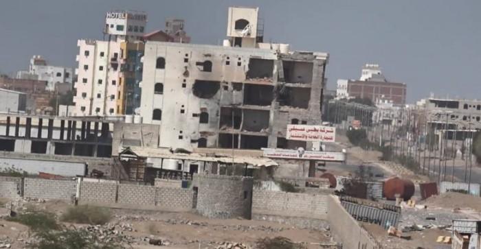 المليشيات الحوثية تستهدف مواقع القوات المشتركة في الحديدة