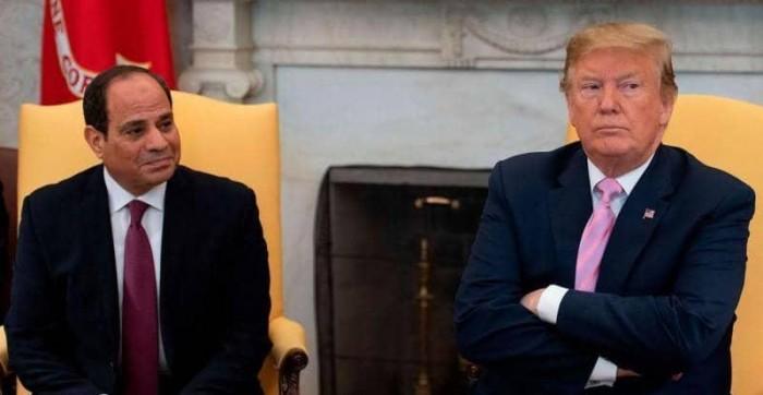 ترامب يلتقي بنظيره المصري في نيويورك