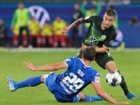 فولفسبورج يتعادل مع هوفنهايم في الدوري الألماني