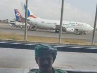 القائد ياسر أبو شائع يغادر أرض الوطن