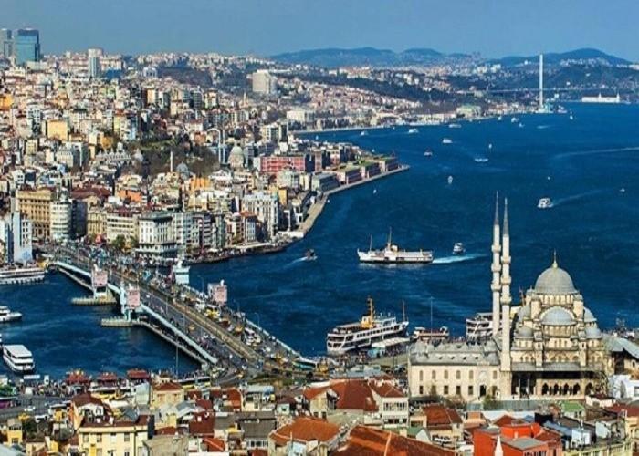 زلزال بقوة 4.6 ريختر يضرب مدينة إسطنبول