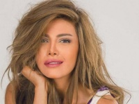 ريهام حجاج تحتفل بعيد ميلاها بصحبة زوجها محمد حلاوة
