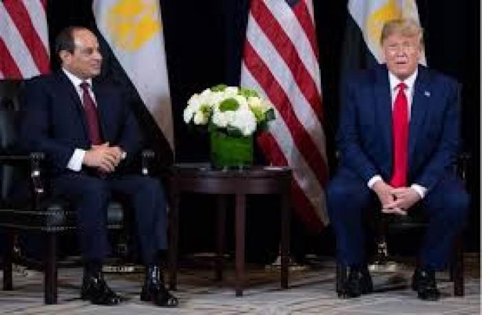 سياسي سعودي: ترامب أعاد ترميم العلاقات الأمريكية مع مصر